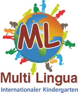 Logo der Internationalen Kindergärten MULTI LINGUA in Berlin