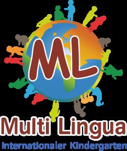 Logo der Internationalen Kindergärten MULTI LINGUA in Berlin
